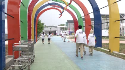 Asian Games: Indonesia impresses with athletes' villages | Video