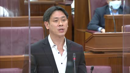 Debate on strategy to emerge stronger from COVID-19: Louis Ng on legislating the right to work from home