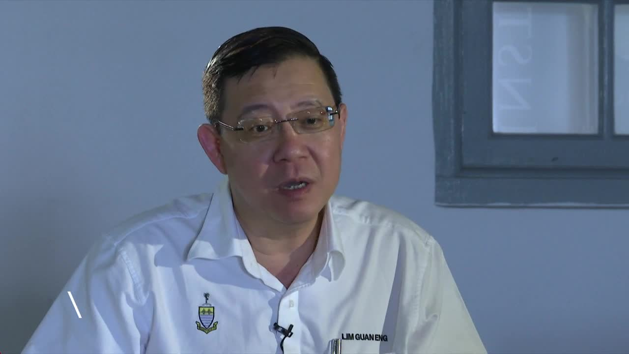 Penang Chief Minister Lim Guan Eng prepares succession plan while fighting graft allegations
