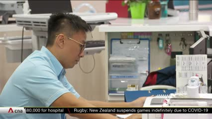 COVID-19: More than 1,100 former and current healthcare professionals signed up for SG Healthcare Corps | Video
