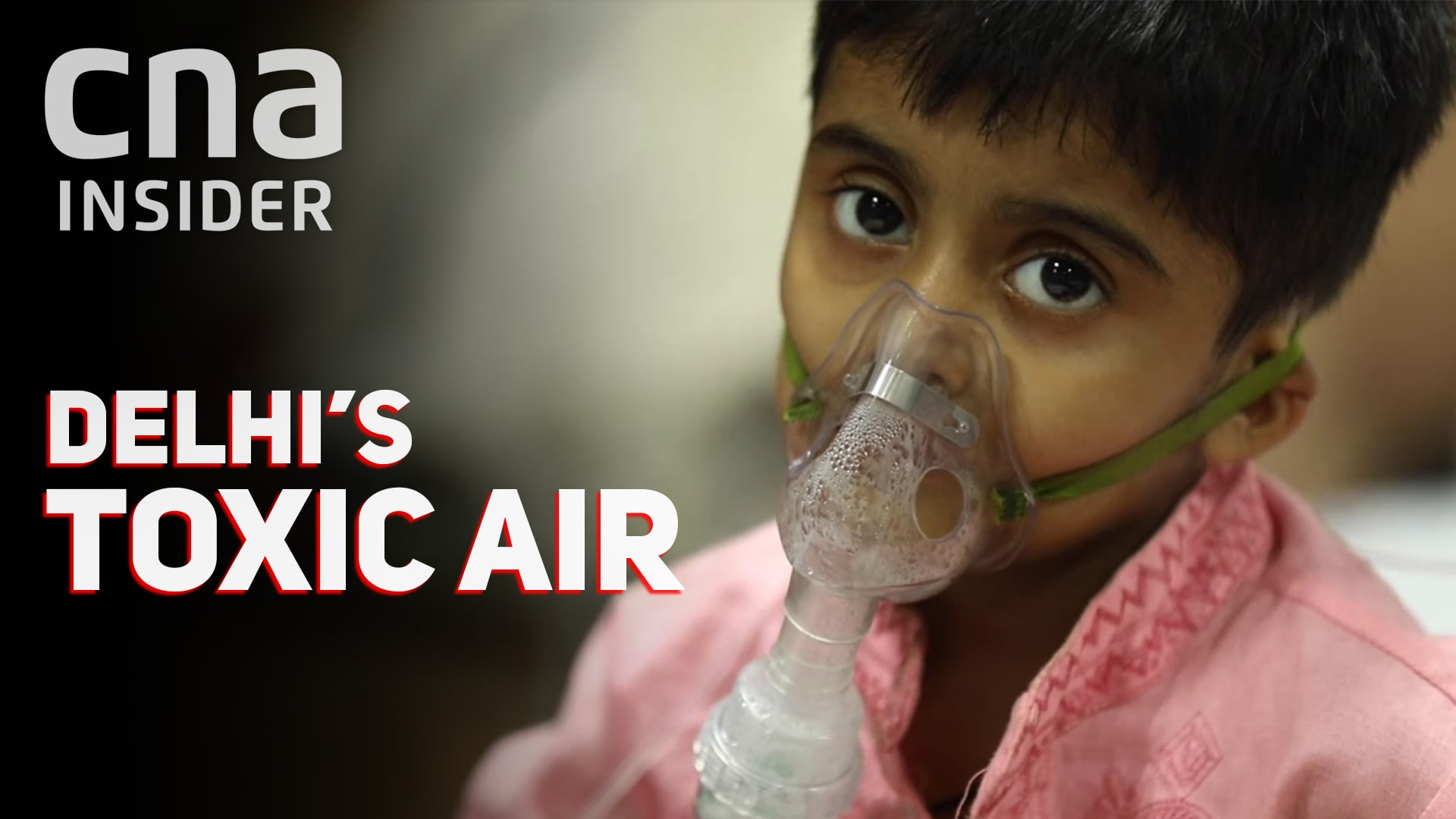 India's youth fight for clean air