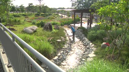 Stretch of Bukit Timah canal rejuvenated in new ABC Waters project | Video