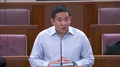 Amrin Amin on possible misuse of funds at Tiong Bahru FC