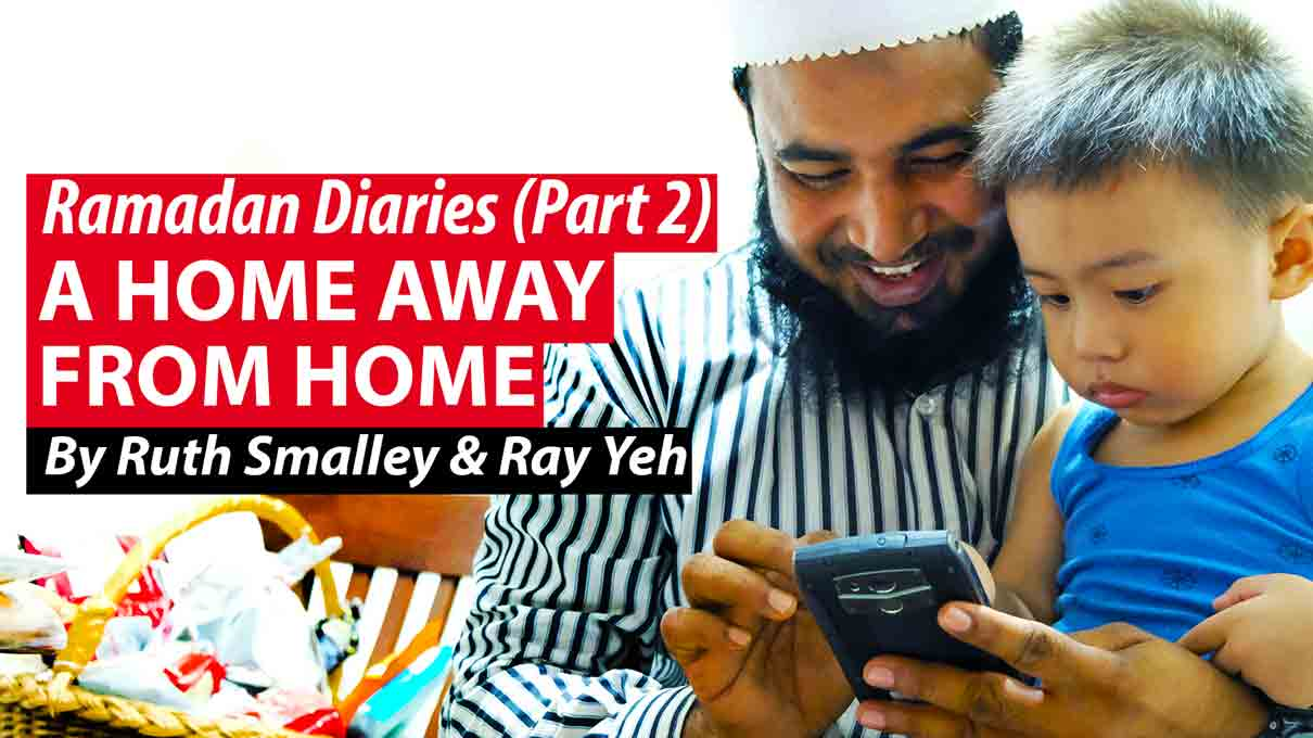 Ramadan diaries: Migrant workers try to make a home away from home