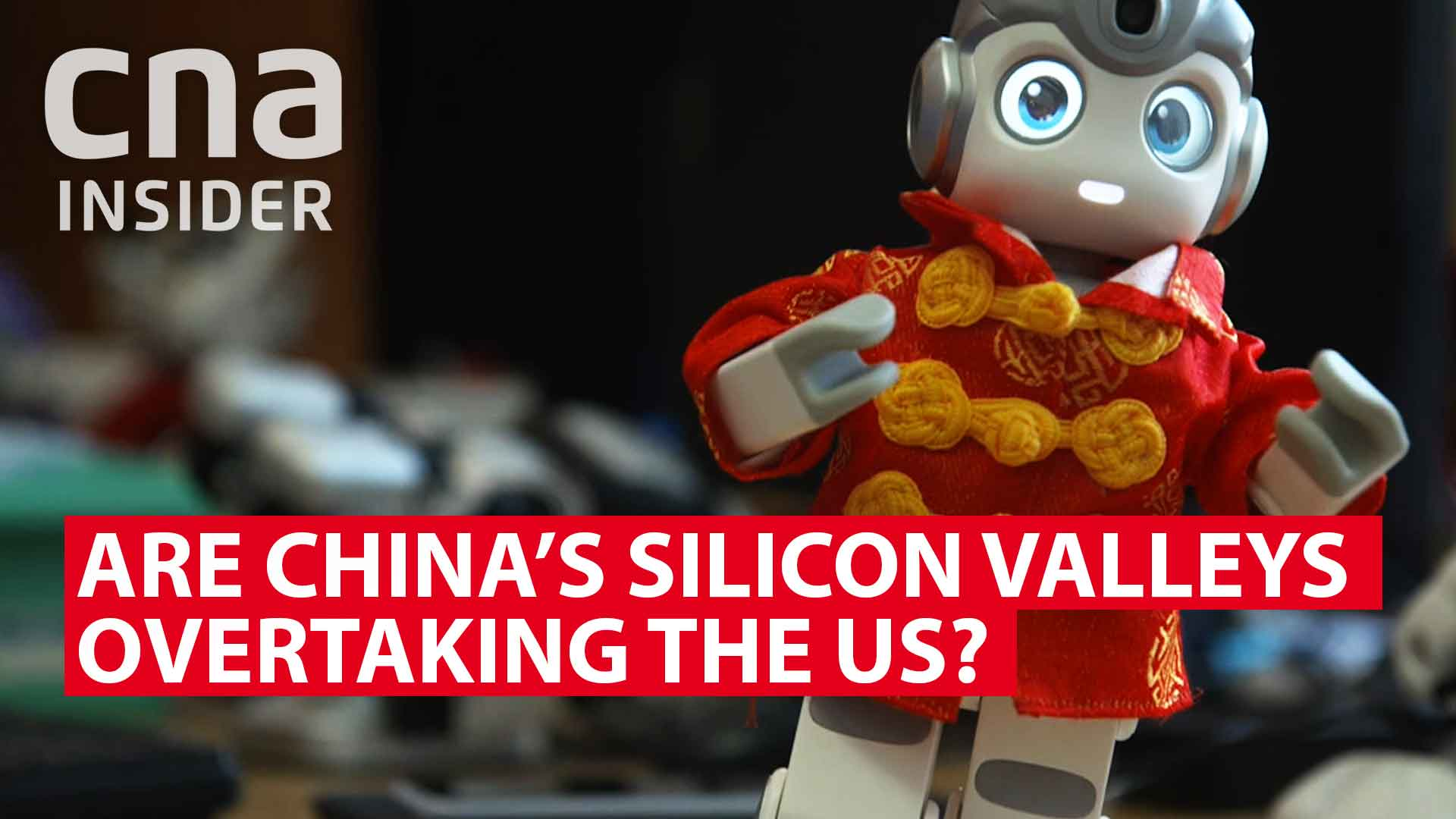 Are China's 4 silicon valleys overtaking the US?