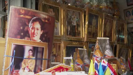 Merchandise to commemorate Thai King Maha Vajiralongkorn's coronation | Video