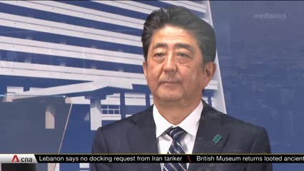 Saving Abenomics