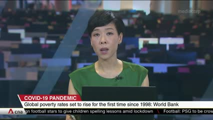 Outbreak of COVID-19 could lead to surge of 'new poor' in Indonesia | Video