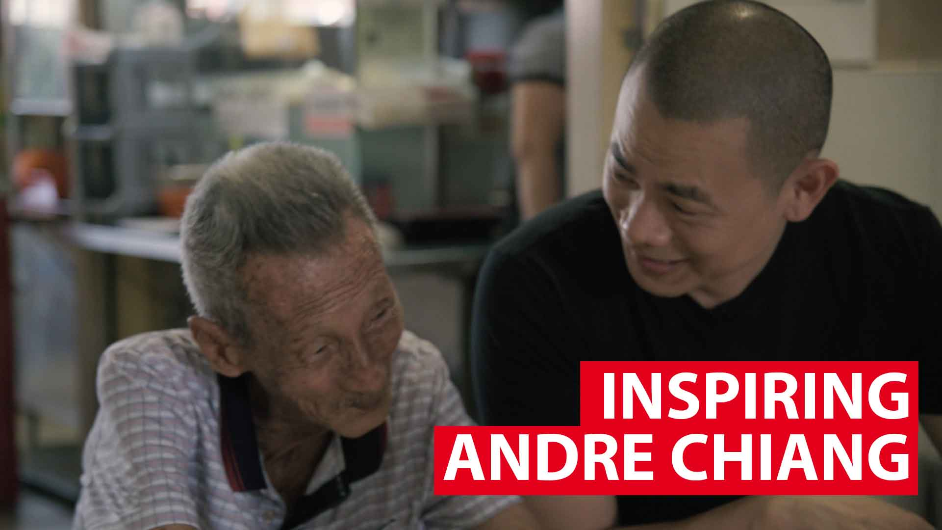 Inspiring Andre Chiang: A Michelin-star chef and an ice-cream uncle