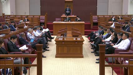 Parliament passes motion calling for Sylvia Lim and Low Thia Khiang to be recused from AHTC's financial affairs