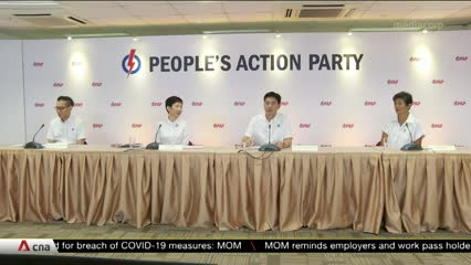 GE2020: PAP unveils three more new faces, including Changi Airport Group executive | Video