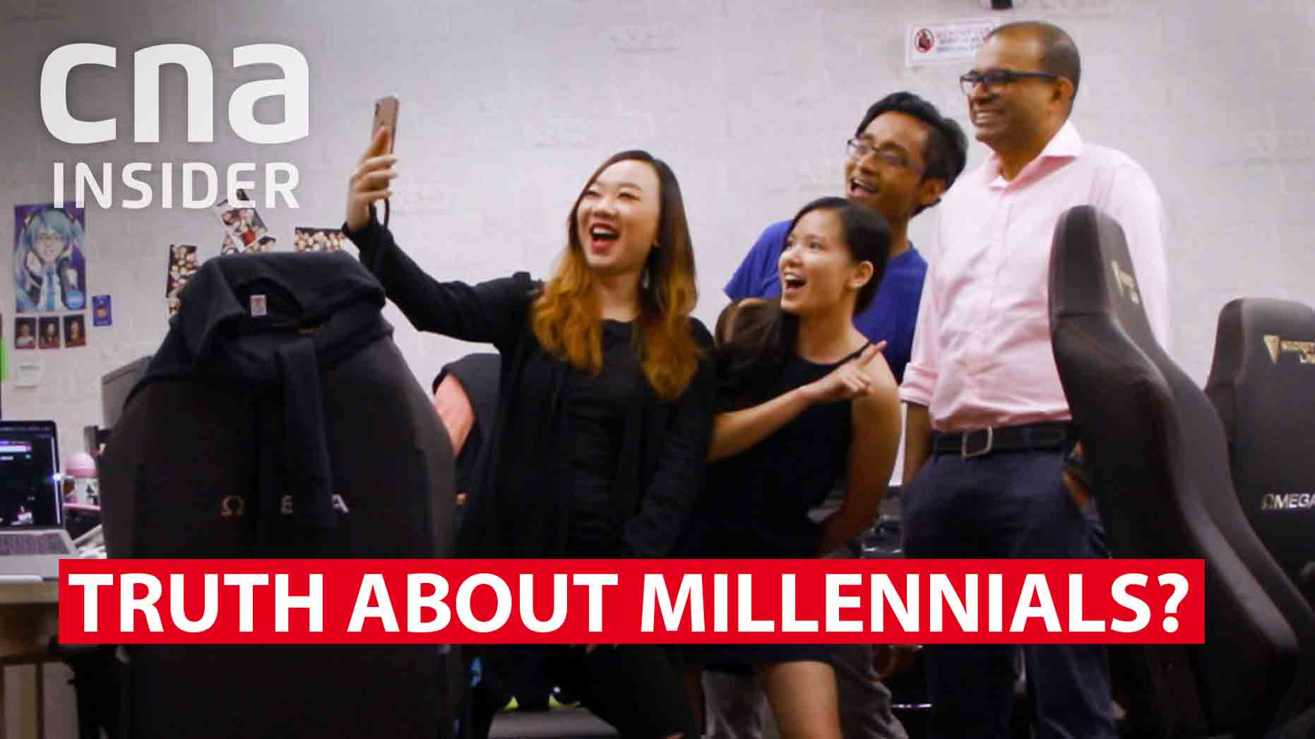The truth about millennials?
