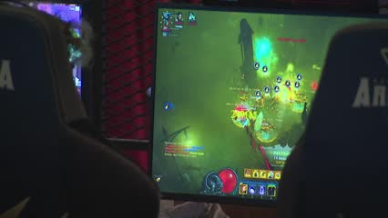 Not just for fun: Players say e-sports has changed their lives, built self-esteem | Video