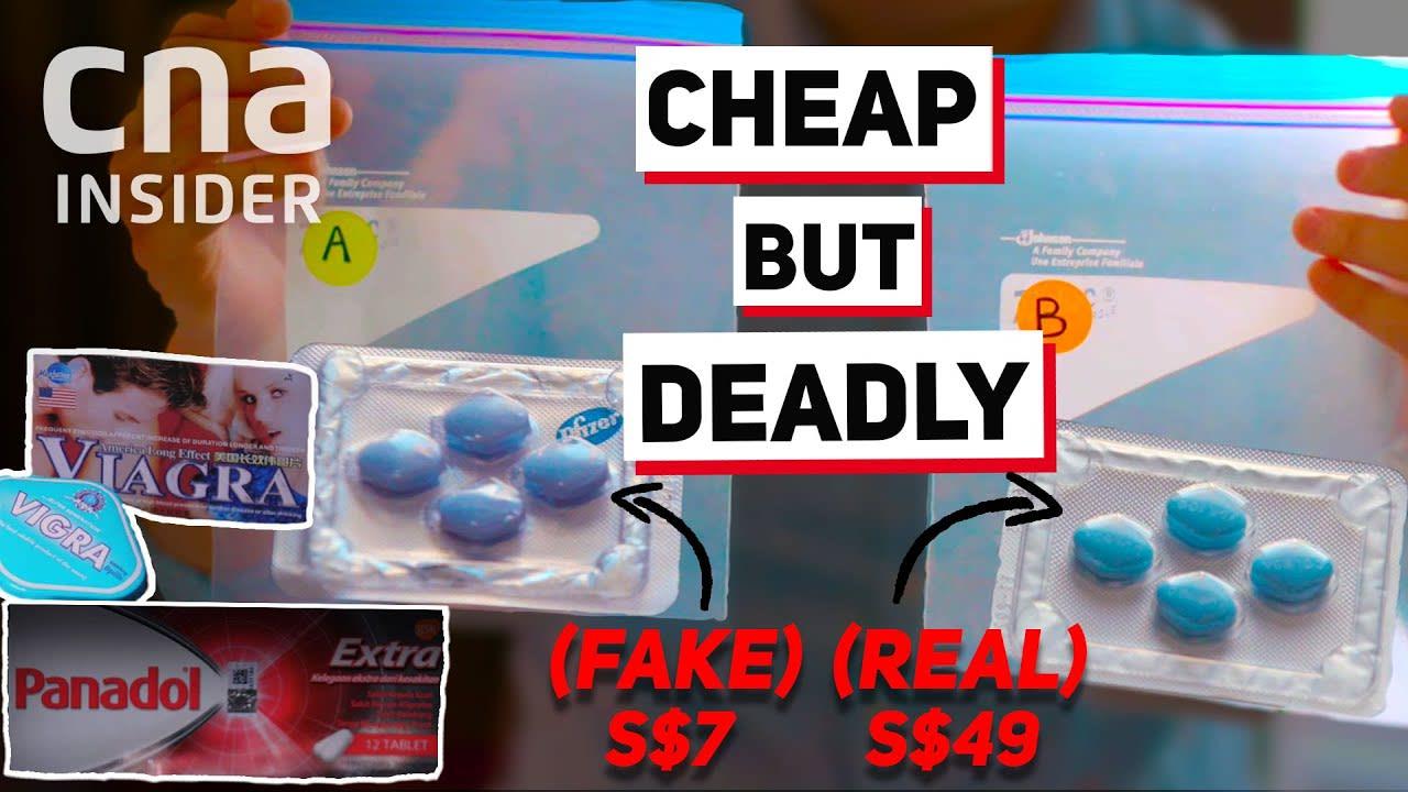 Fake medicine sold in Malaysia could kill you