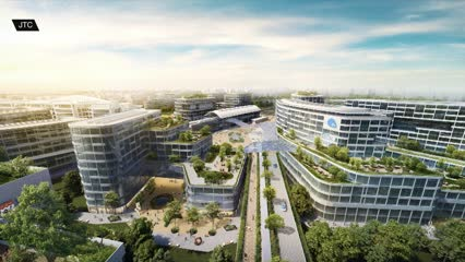 What's in store for the future Jurong Innovation District? | Video