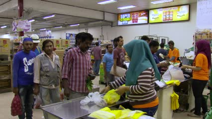 Majority of foreign workers satisfied working in Singapore: Survey | Video