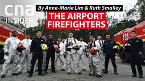Dealing with crisis: the airport firefighters