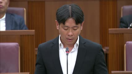 Louis Ng on Maintenance of Religious Harmony (Amendment) Bill