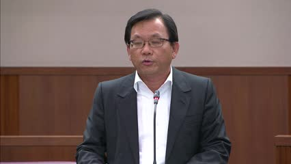 Budget 2020 Debate: Chong Kee Hiong on longer-term relief for SMEs