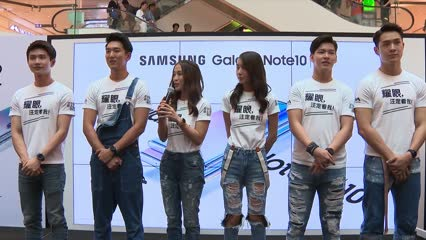 Launch of Samsung phones: About 600 pre-order customers land their hands on the Galaxy Note10 and Note10+ | Video