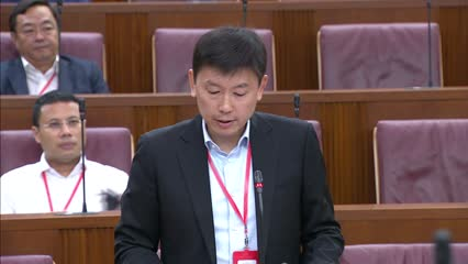 Chee Hong Tat on cash flow support for SMEs during pandemic