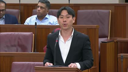 Louis Ng on Smoking (Prohibition in Certain Places) (Amendment) Bill