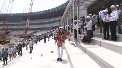 Tokyo gears up for 2020 Olympics   Video