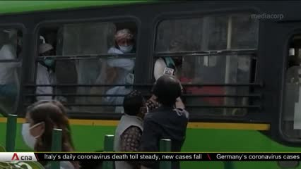 Coronavirus outbreak deepens religious tensions in India | Video