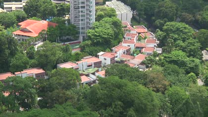 Private home prices up by 3.1% in Q1: URA