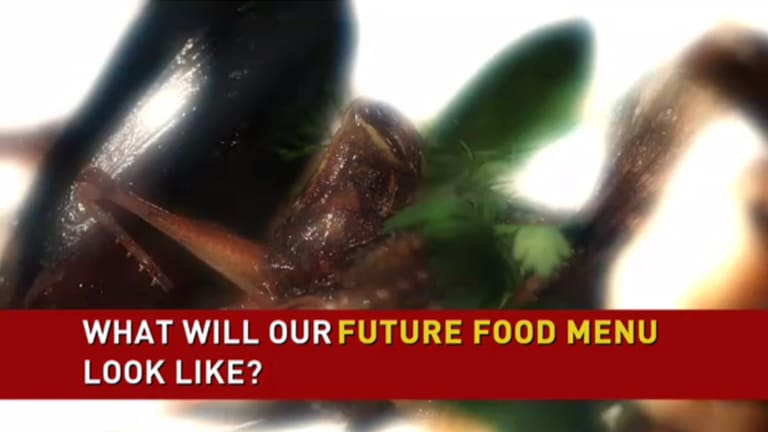 Future Of Food: The Microbes We Eat