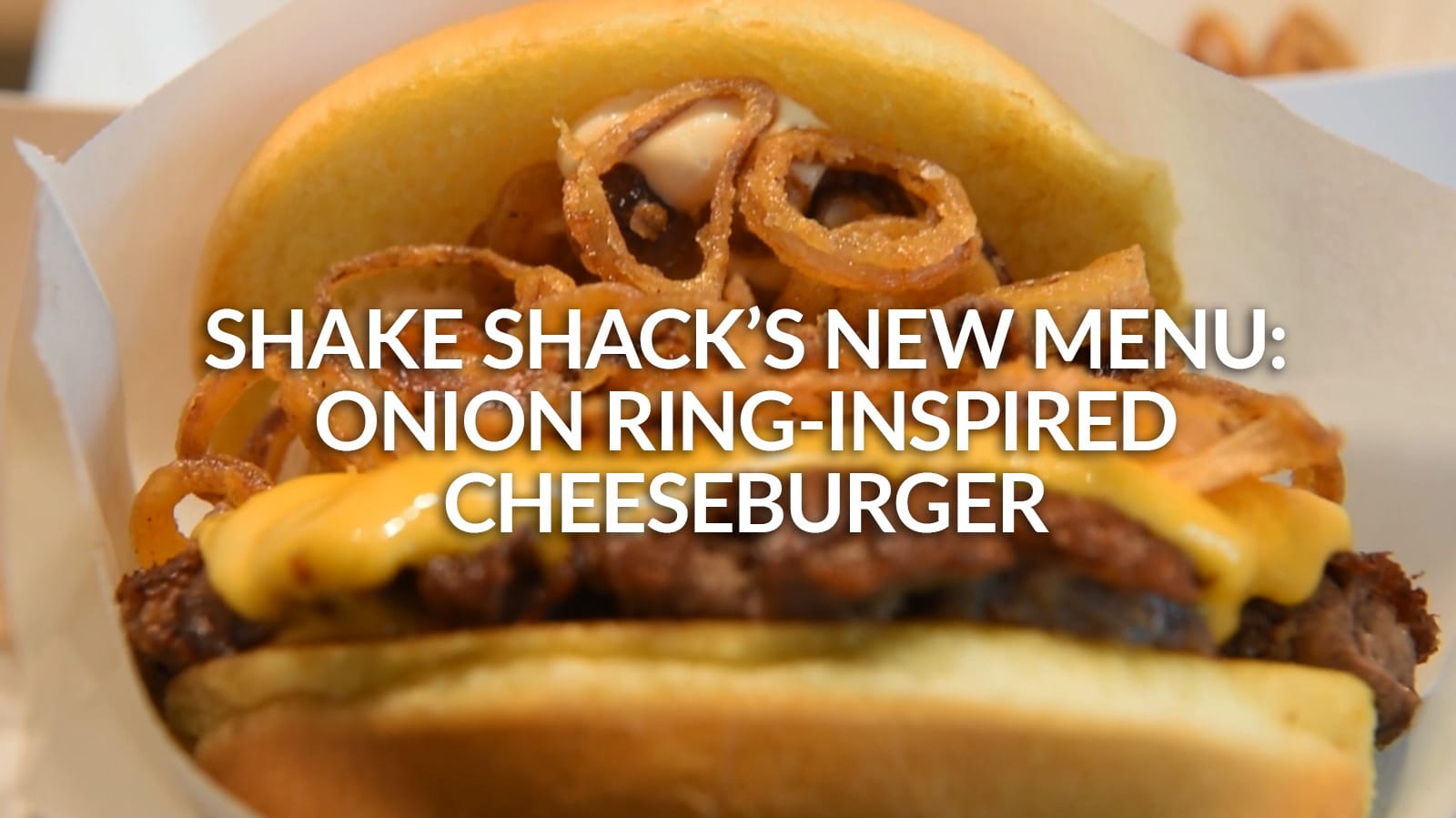 Taste test: Shake Shack Singapore's new fried shallots burger | CNA Lifestyle