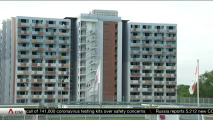 New safety measures after closure of one of Singapore's largest COVID-19 clusters   Video