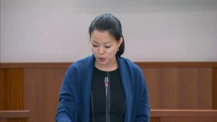 Committee of Supply 2020 Debate, Day 3: Cheng Li Hui on flexible work arrangements