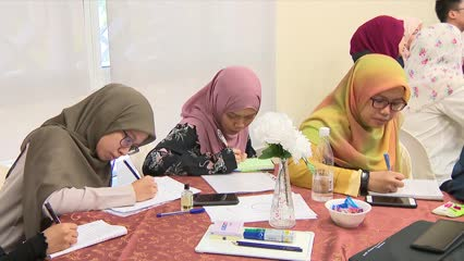 Plans to enhance education support, transform religious sector for Malay-Muslim community | Video