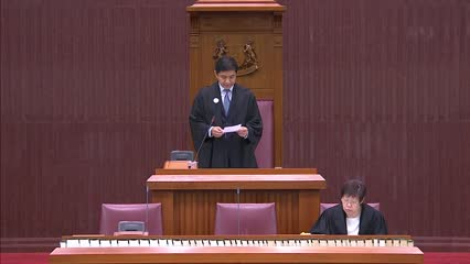 Tan Chuan-Jin on COVID-19 safe distancing measures for Parliament sittings