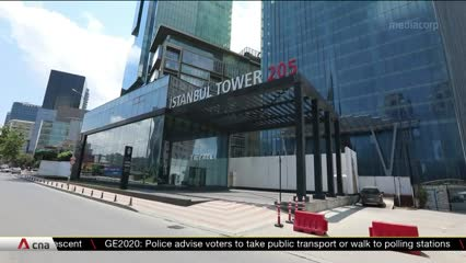 COVID-19: Turkey's once flourishing construction sector now paralysed | Video