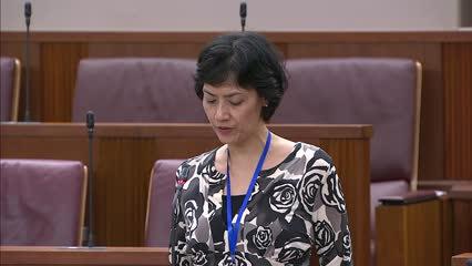 Joan Pereira on Goods and Services Tax Voucher Fund (Amendment) Bill