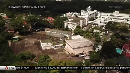 Mediacorp places site of Caldecott Broadcast Centre for sale | Video