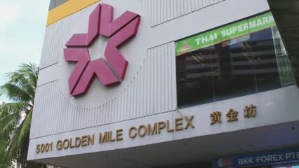 Our Last Strata Malls - Golden Mile Complex