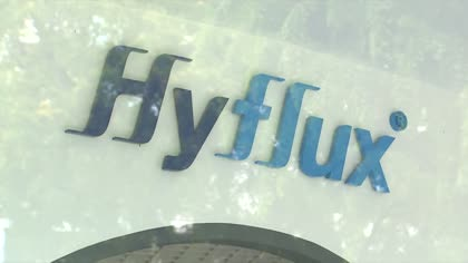 Hyflux to get S$530m lifeline from Indonesia's Salim, Medco groups | Video