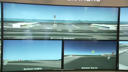 Eyes in the sky: Smart digital tower for air traffic