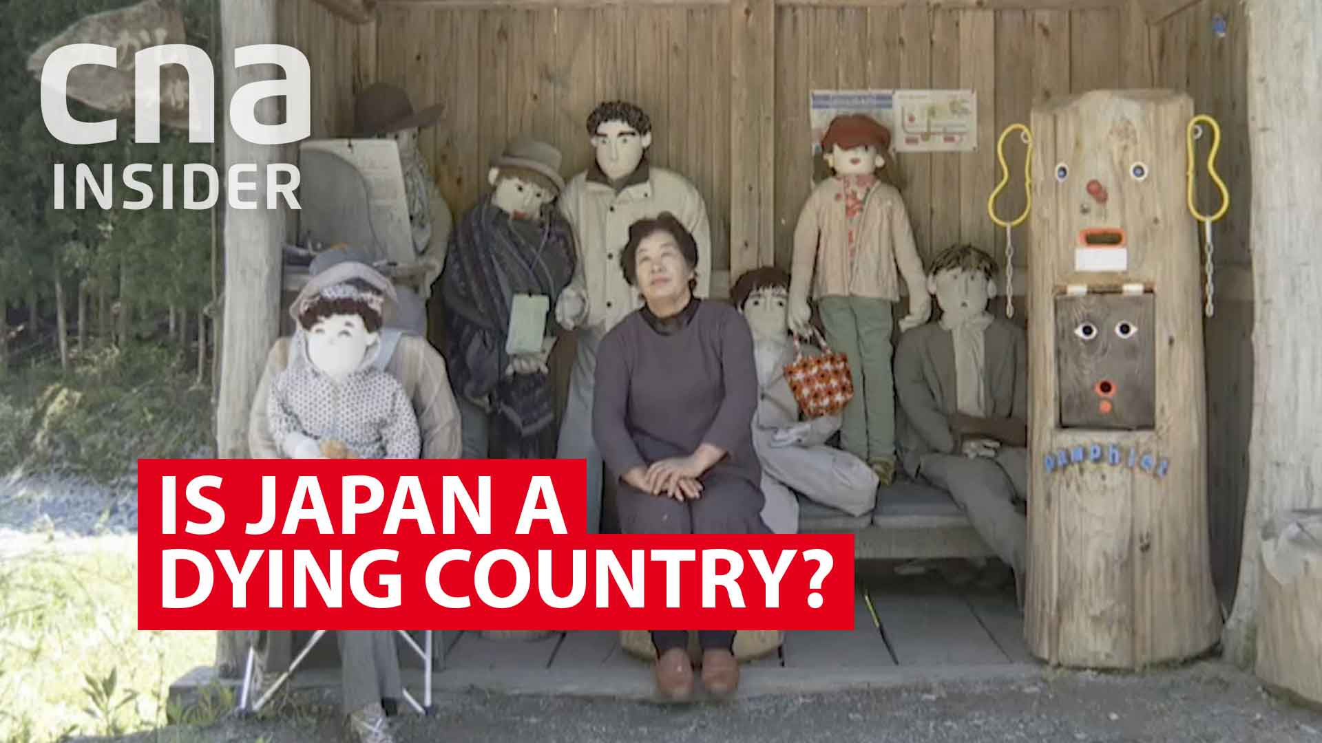 Is Japan a dying country?