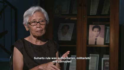 The Suharto Years