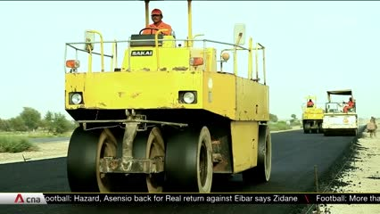 Pakistan reopens US$28b construction industry in move to recharge economy | Video