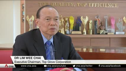 Malaysian glove firm says 2020 will be record year as COVID-19 drives demand | Video