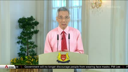 PM Lee on COVID-19 situation: At a glance | Video