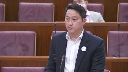 Lam Pin Min on Small Motorised Vehicles (Safety) Bill and Active Mobility (Amendment No. 2) Bill