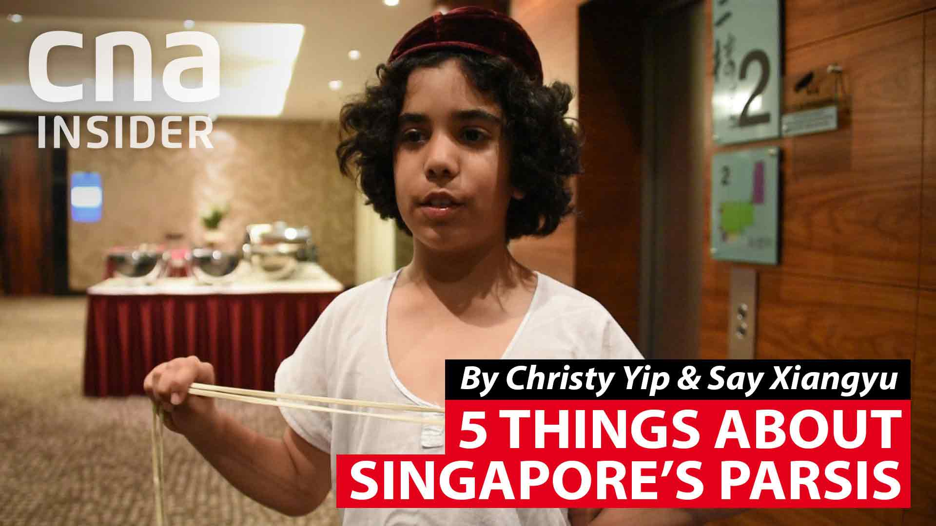 5 things to know about Singapore's Parsis