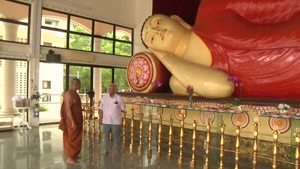 Sri Lankaramaya temple to hold memorial service after Sri Lanka attacks | Video