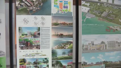 Theme parks, farms proposed for Pasir Panjang Power District redevelopment | Video